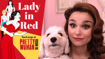 Backstage at Pretty Woman with Samantha Barks, Episode 4: Birthday Fun