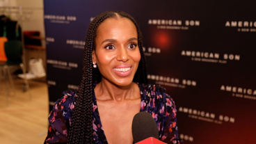 The Broadway.com Show: Kerry Washington & More Discuss the Gripping New Play American Son