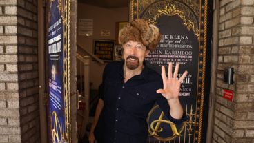 The Broadway.com Show: Journey Backstage with John Bolton for Five Secrets at Anastasia