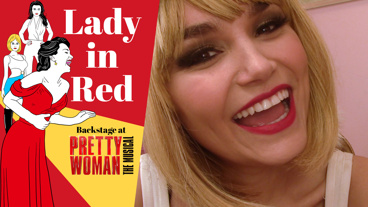 Backstage at Pretty Woman with Samantha Barks, Episode 6: Musical Surprise