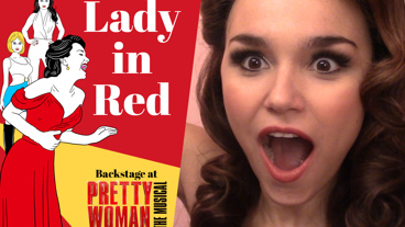 Backstage at Pretty Woman with Samantha Barks, Episode 7: Got a Package!