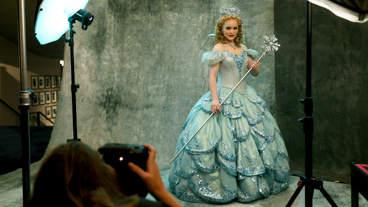 Go Behind the Scenes of Broadway.com's Exclusive Wicked Character Portrait Photoshoot