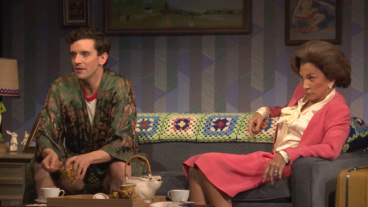 Watch Michael Urie, Mercedes Ruehl & the Cast of Harvey Fierstein's Torch Song on Broadway