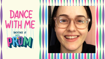 Backstage at The Prom with Caitlin Kinnunen, Episode 2: Cast Recording