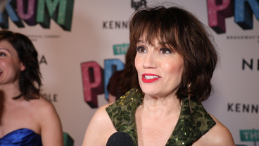 The Broadway.com Show: Beth Leavel, Brooks Ashmanskas and the Cast of The Prom Have a Jazzy Opening Night