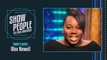 Show People with Paul Wontorek: Alex Newell of Once On This Island