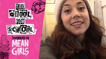 Backstage at Mean Girls with Erika Henningsen, Episode 11: Thanksgiving Special!