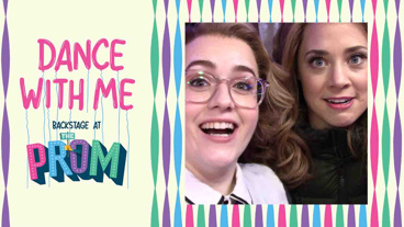 Backstage at The Prom with Caitlin Kinnunen, Episode 4: Giving Thanks