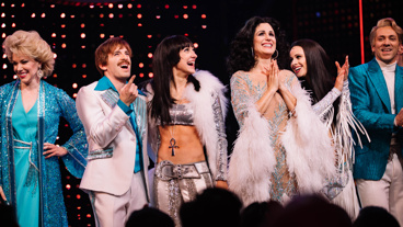 Congratulations, The Cher Show!