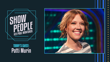 Show People with Paul Wontorek: Patti Murin of Frozen