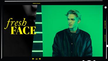 Fresh Face: Cody Simpson of Anastasia