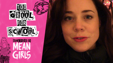 Backstage at Mean Girls with Erika Henningsen, Episode 12: Christmas Special!