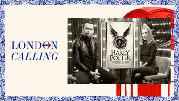 London Calling with Imogen Lloyd Webber: Harry Potter and the Cursed Child's Alex Price and More!