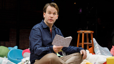 Experience Comedian Mike Birbiglia's Hilarious, Heartwarming Solo Show The New One