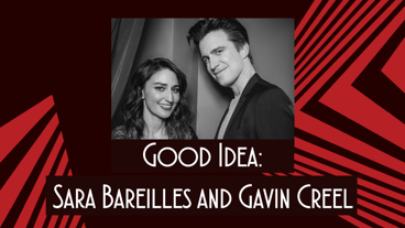 Front Row: Sara Bareilles & Gavin Creel on Their Delicious Pairing in Waitress