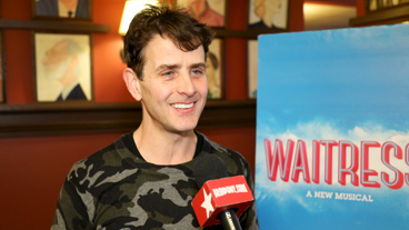 The Broadway.com Show: Joey McIntyre and Eddie Jemison on Joining Waitress on Broadway