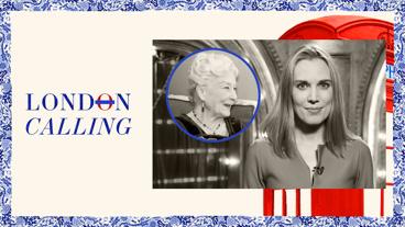 London Calling with Imogen Lloyd Webber: My Fair Lady's Rosemary Harris, HamiltonWest End Makes History & More