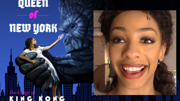 Backstage at King Kong with Christiani Pitts, Episode 5: Costume Secrets & More