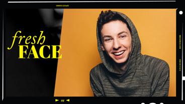 Fresh Face: Andrew Barth Feldman of Dear Evan Hansen