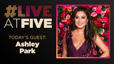 Broadway.com #LiveatFive with Ashley Park of Mean Girls