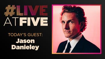 Broadway.com #LiveatFive with Jason Danieley of Pretty Woman