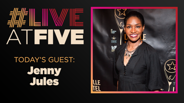 Broadway.com #LiveatFive with Jenny Jules of Harry Potter and the Cursed Child