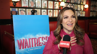 The Broadway.com Show: Shoshana Bean and Jeremy Jordan on Returning to Broadway Musicals with Waitress