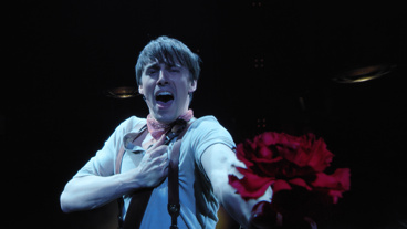 Go Way Down and Watch Reeve Carney, Eva Noblezada and the Cast of Hadestown Sing in New Show Clips