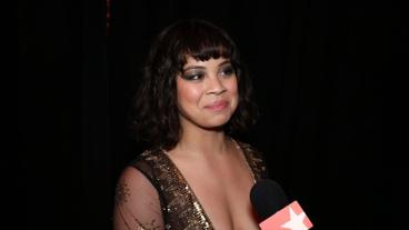 Watch Eva Noblezada, Patrick Page & More Talk Hadestown on Opening Night