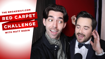 They Say 'Day-o!' The Cast and Friends of Beetlejuice Join in Harmony in this Red Carpet Challenge from Opening Night!