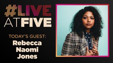 Broadway.com #LiveatFive with Rebecca Naomi Jones of Oklahoma!