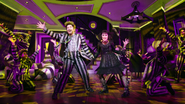 Learn About Broadway's Beetlejuice, the Stage Adaptation of the Beloved Tim Burton Film