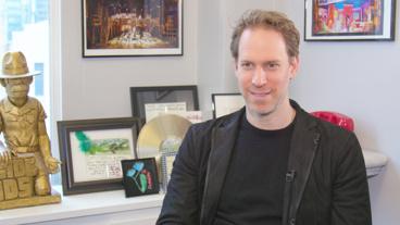 Set Designer David Korins on Creating the Tim Burton-Inspired World of Broadway's Beetlejuice