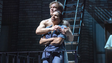 Learn About the Tender Two-Hander Frankie and Johnny, Starring Audra McDonald & Michael Shannon