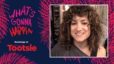 Backstage at Tootsie with Sarah Stiles, Episode 7: Portrait of Santino