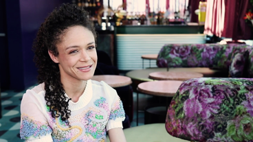 Amber Gray on Livin' It Up in Hadestown
