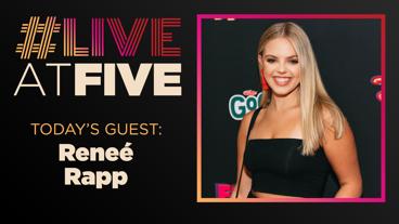 Broadway.com #LiveatFive with Reneé Rapp of Mean Girls