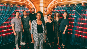 Watch Starr Busby & the Cast of Dave Malloy's Octet Perform the Moving Number 'Glow'