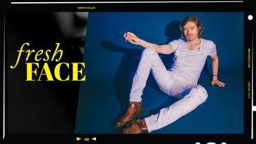 Fresh Face: Patrick Vaill of Oklahoma!