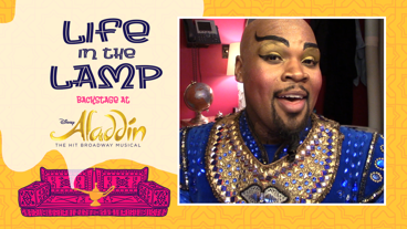 Backstage at Aladdin with Michael James Scott, Episode 1: Welcome!