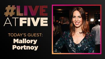 Broadway.com #LiveatFive with Mallory Portnoy of Oklahoma!