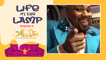 Backstage at Aladdin with Michael James Scott, Episode 2: Happy Pride!