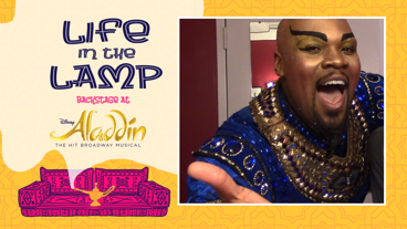 Backstage at Aladdin with Michael James Scott, Episode 3: Holiday Week