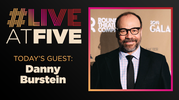 Broadway.com #LiveatFive with Danny Burstein of Moulin Rouge!
