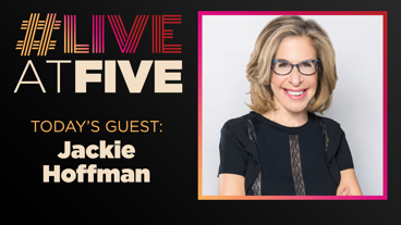Broadway.com #LiveatFive with Jackie Hoffman of The Fiddler on the Roof
