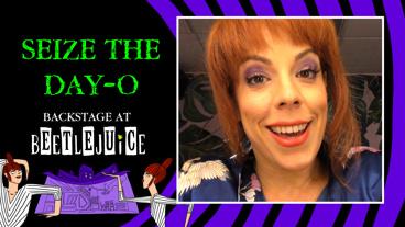 Backstage at Beetlejuice with Leslie Kritzer, Episode 2: Meet Maj
