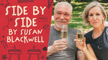 Watch Hadestown Star Patrick Page on Side By Side By Susan Blackwell