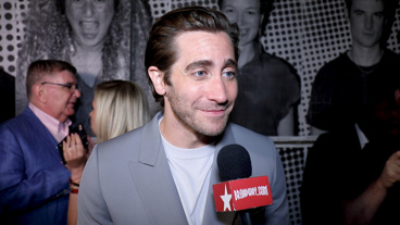 Jake Gyllenhaal and Tom Sturridge Talk Returning to Broadway in the Emotional Sea Wall/A Life on Opening Night