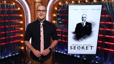 Learn About the Mesmerizing, Magical Derren Brown: Secret