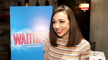 YouTube Stars Colleen Ballinger and Todrick Hall Talk Joining Waitress on Broadway and Their Friendship Offline